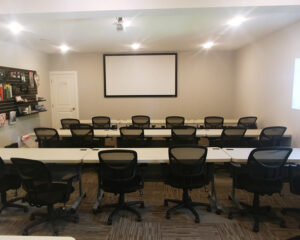 K & E Training Room